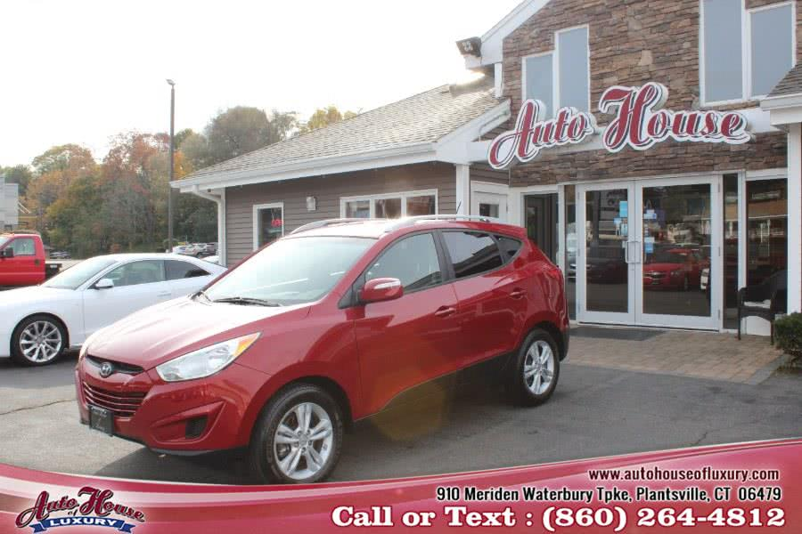 Used 2012 Hyundai Tucson in Plantsville, Connecticut | Auto House of Luxury. Plantsville, Connecticut