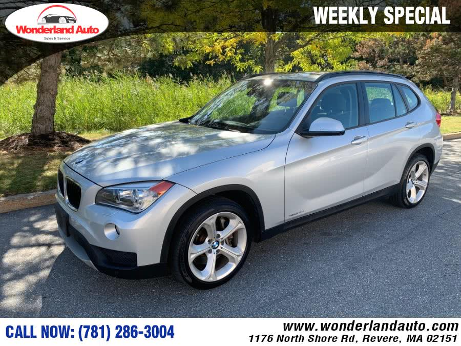 Used 2013 BMW X1 in Revere, Massachusetts | Wonderland Auto. Revere, Massachusetts
