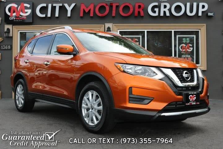 Used 2017 Nissan Rogue in Haskell, New Jersey | City Motor Group Inc.. Haskell, New Jersey