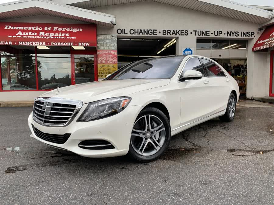Used 2016 Mercedes-Benz S-Class in Plainview , New York | Ace Motor Sports Inc. Plainview , New York