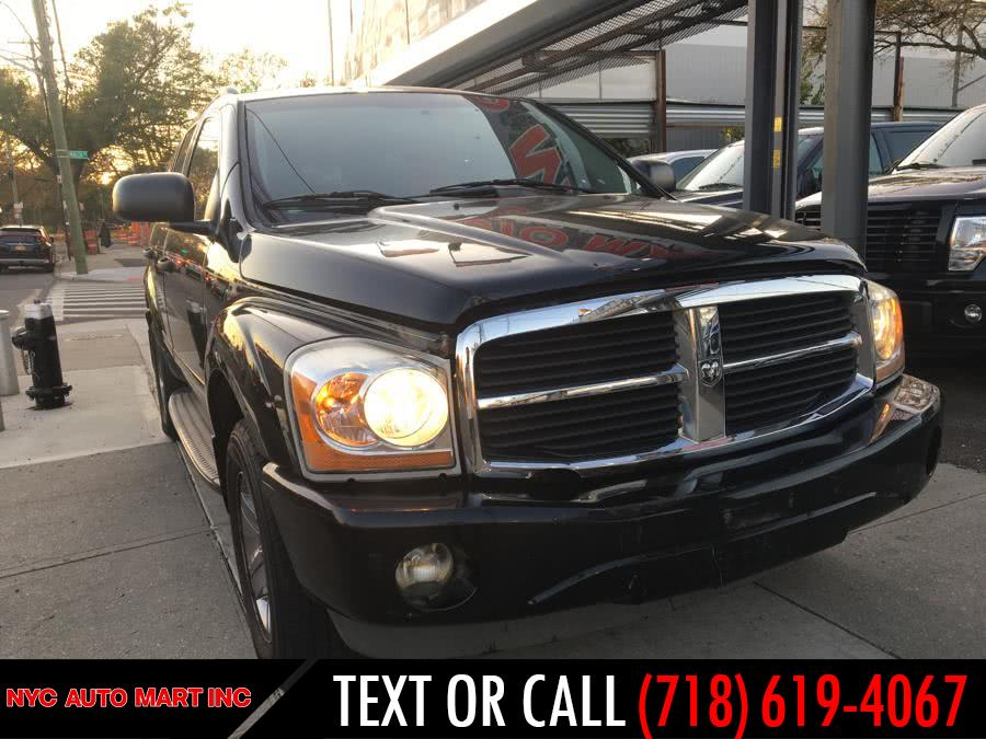 Used Dodge Durango 4dr 4WD Limited 2004 | NYC Automart Inc. Brooklyn, New York