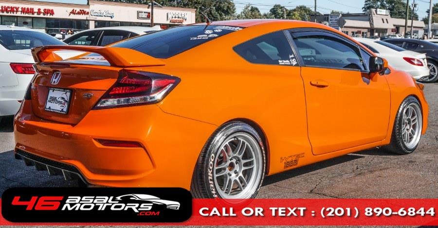 2014 Honda Civic Coupe 2dr Man Si, available for sale in East Rutherford, New Jersey | Asal Motors. East Rutherford, New Jersey