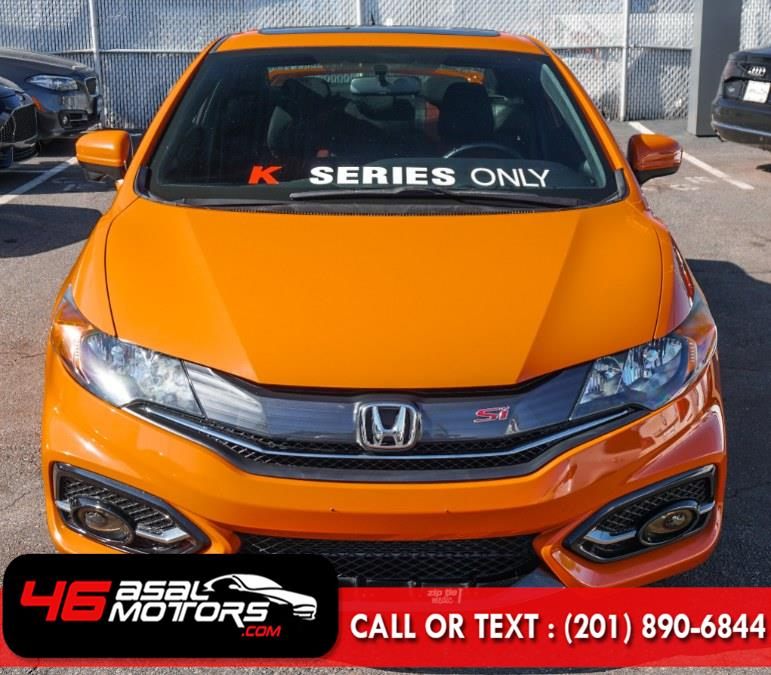 Used Honda Civic Coupe 2dr Man Si 2014 | Asal Motors. East Rutherford, New Jersey