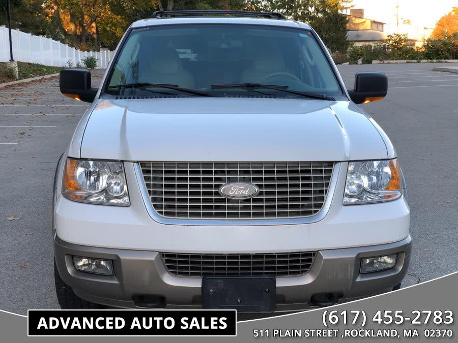 2004 Ford Expedition 5.4L Eddie Bauer 4WD, available for sale in Rockland, Massachusetts | Advanced Auto Sales. Rockland, Massachusetts