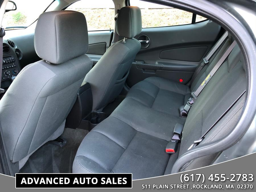 2005 Pontiac Grand Prix 4dr Sdn, available for sale in Rockland, Massachusetts | Advanced Auto Sales. Rockland, Massachusetts