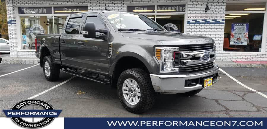 Used 2018 Ford Super Duty F-250 SRW in Wilton, Connecticut | Performance Motor Cars. Wilton, Connecticut