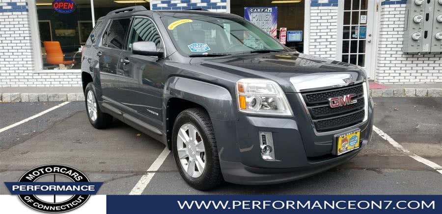 Used 2011 GMC Terrain in Wilton, Connecticut | Performance Motor Cars. Wilton, Connecticut