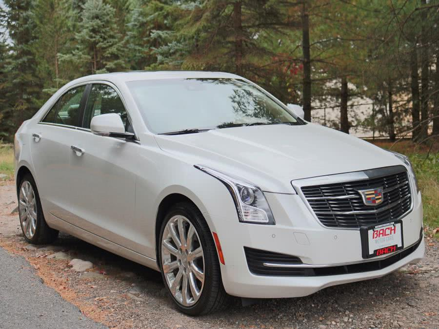 Used 2015 Cadillac ATS Sedan in Canton , Connecticut | Bach Motor Cars. Canton , Connecticut