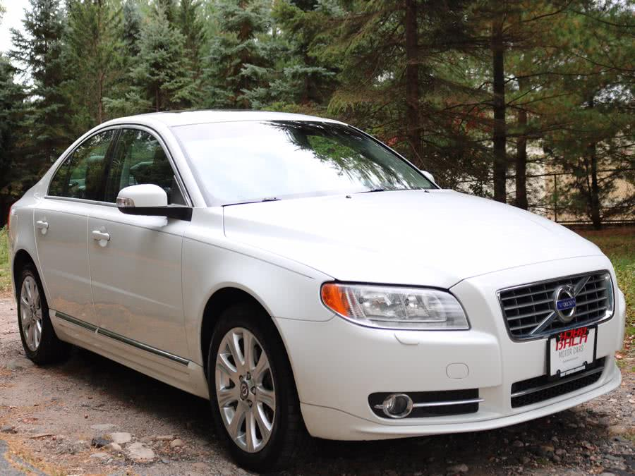 2010 Volvo S80 4dr Sdn I6 FWD, available for sale in Canton , Connecticut | Bach Motor Cars. Canton , Connecticut