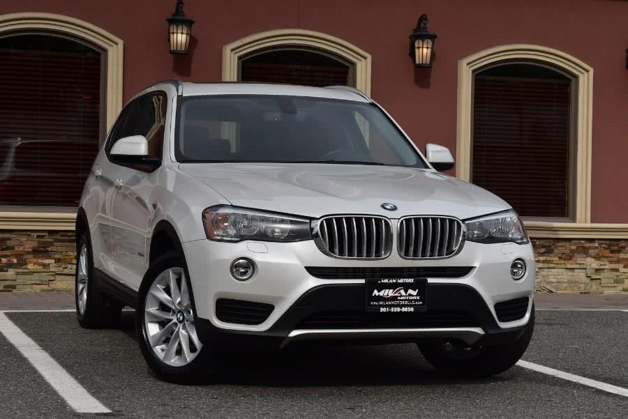 Used 2017 BMW X3 in Little Ferry , New Jersey | Milan Motors. Little Ferry , New Jersey