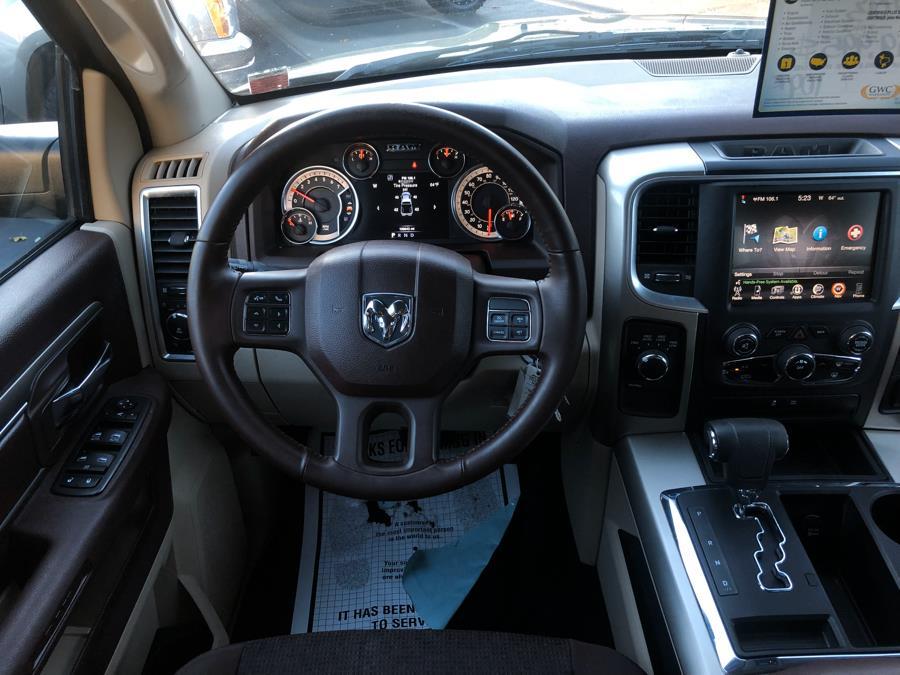 2013 Ram 1500 4WD Crew Cab 140.5