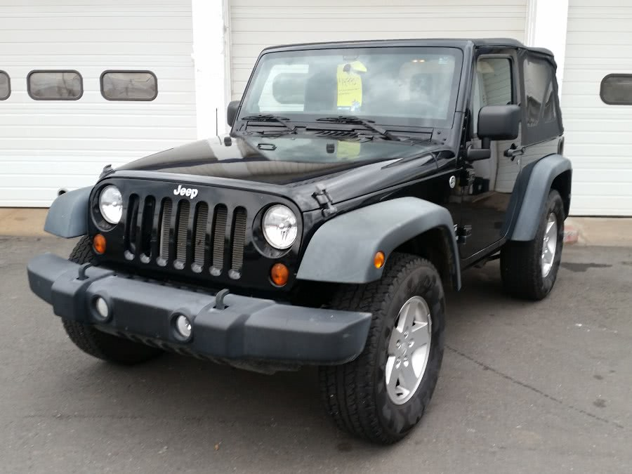 Used 2011 Jeep Wrangler in Berlin, Connecticut | Action Automotive. Berlin, Connecticut