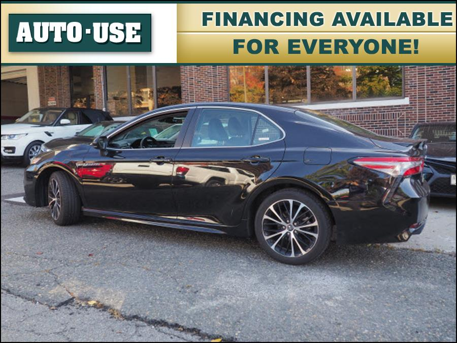 2018 Toyota Camry SE, available for sale in Andover, Massachusetts | Autouse. Andover, Massachusetts