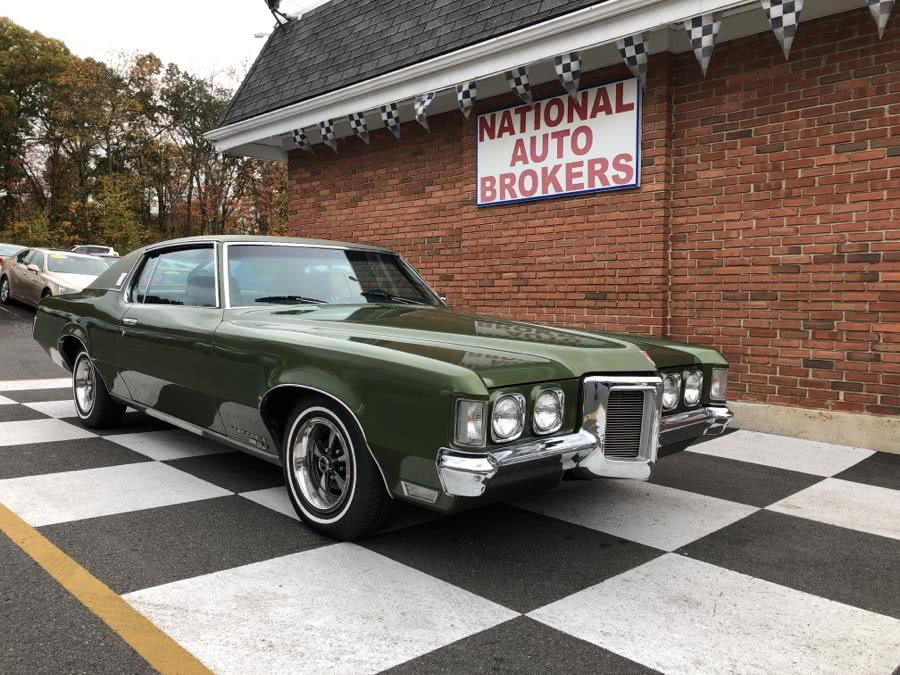 Used 1969 Pontiac Grand Prix in Waterbury, Connecticut | National Auto Brokers, Inc.. Waterbury, Connecticut