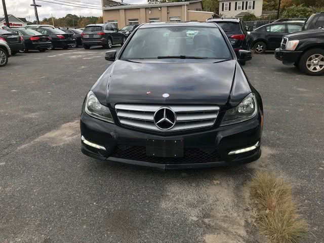 Used 2013 Mercedes-Benz C-Class in Raynham, Massachusetts   J & A Auto Center. Raynham, Massachusetts