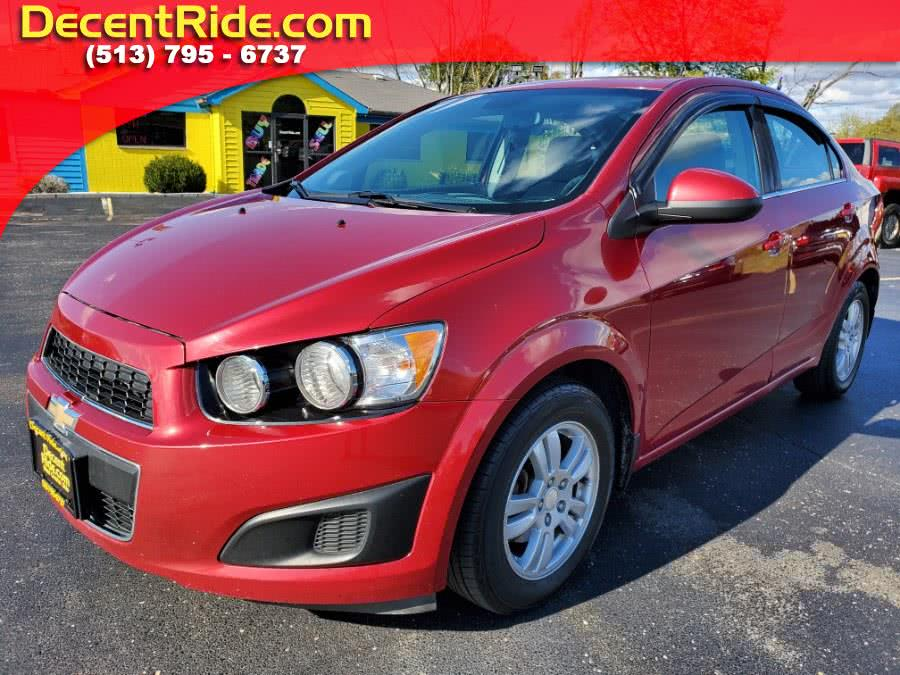 Used 2012 Chevrolet Sonic in West Chester, Ohio | Decent Ride.com. West Chester, Ohio