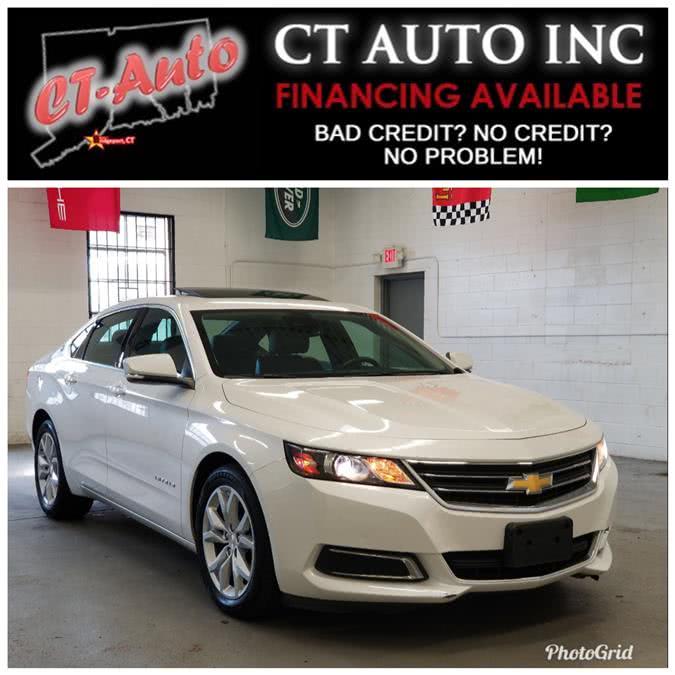 Used Chevrolet Impala 4dr Sdn LT w/2LT 2016   CT Auto. Bridgeport, Connecticut