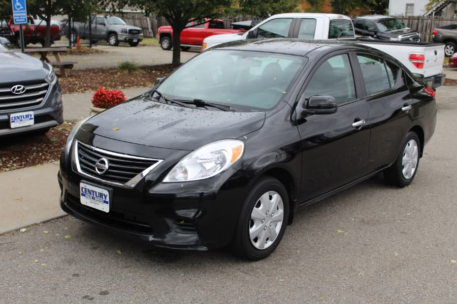 New 2013 Nissan Versa in East Windsor, Connecticut | Century Auto And Truck. East Windsor, Connecticut