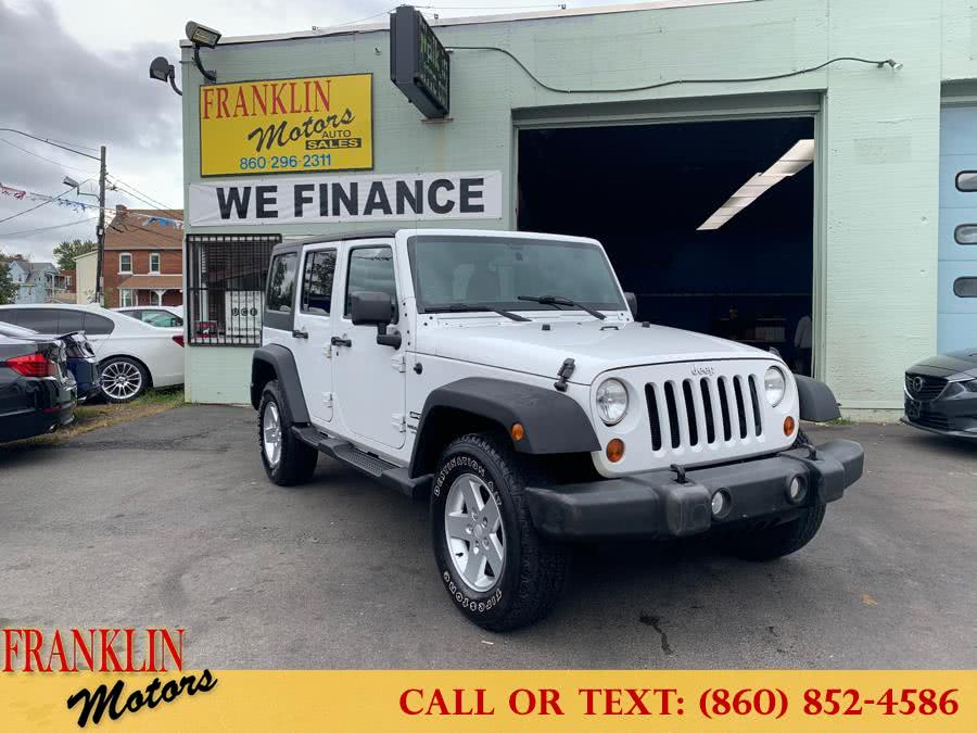 Used 2011 Jeep Wrangler Unlimited in Hartford, Connecticut | Franklin Motors Auto Sales LLC. Hartford, Connecticut