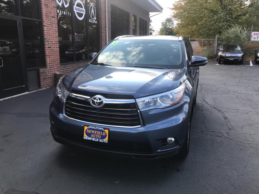 Used 2015 Toyota Highlander in Middletown, Connecticut | Newfield Auto Sales. Middletown, Connecticut