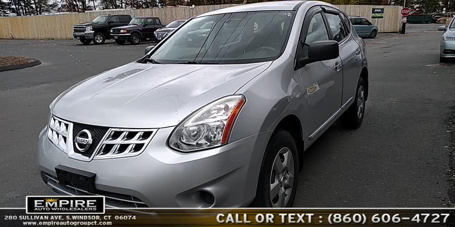 Used 2012 Nissan Rogue in S.Windsor, Connecticut | Empire Auto Wholesalers. S.Windsor, Connecticut