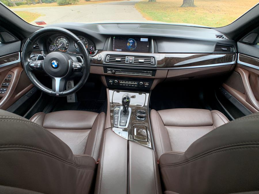 2015 BMW 5 Series 4dr Sdn 550i xDrive AWD, available for sale in Franklin Square, New York | Luxury Motor Club. Franklin Square, New York