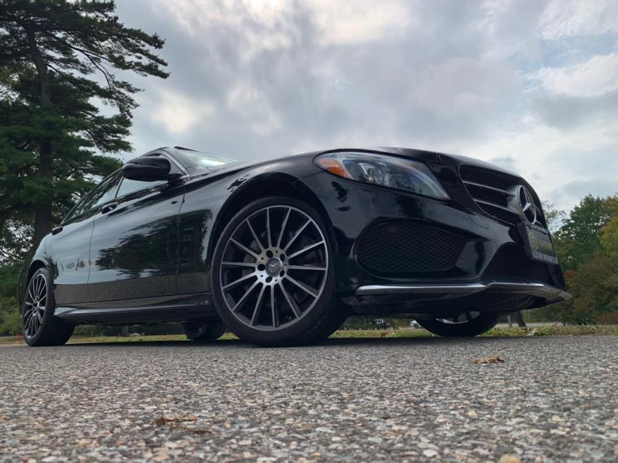 Used Mercedes-Benz C-Class 4dr Sdn C300 4MATIC 2016 | Luxury Motor Club. Franklin Square, New York