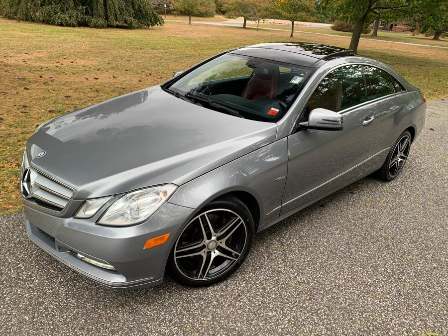 2012 Mercedes-Benz E-Class 2dr Cpe E350 RWD, available for sale in Franklin Square, New York | Luxury Motor Club. Franklin Square, New York