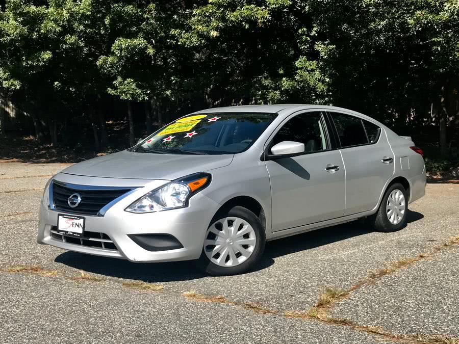Used 2017 Nissan Versa Sedan in Revere, Massachusetts | Sena Motors Inc. Revere, Massachusetts