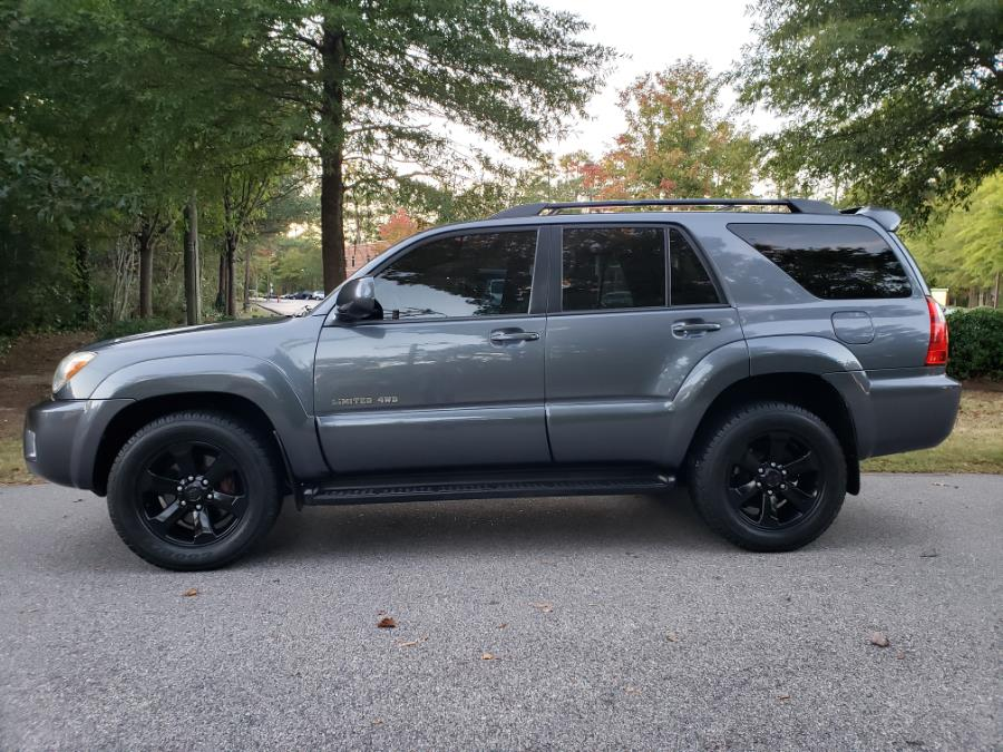 2007 Toyota 4Runner 4WD 4dr V6 Limited (Natl), available for sale in Virginia Beach, Virginia | CXB Auto Sales. Virginia Beach, Virginia