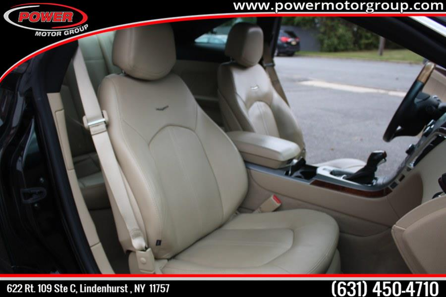 Used Cadillac CTS Coupe 2dr Cpe Premium AWD 2013 | Power Motor Group. Lindenhurst , New York