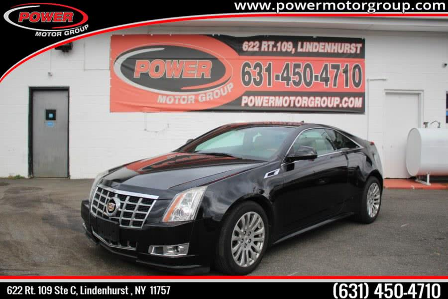 Used 2013 Cadillac CTS Coupe in Lindenhurst , New York | Power Motor Group. Lindenhurst , New York
