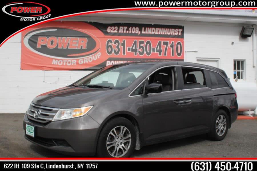 Used Honda Odyssey 5dr EX-L w/Navi 2011 | Power Motor Group. Lindenhurst , New York