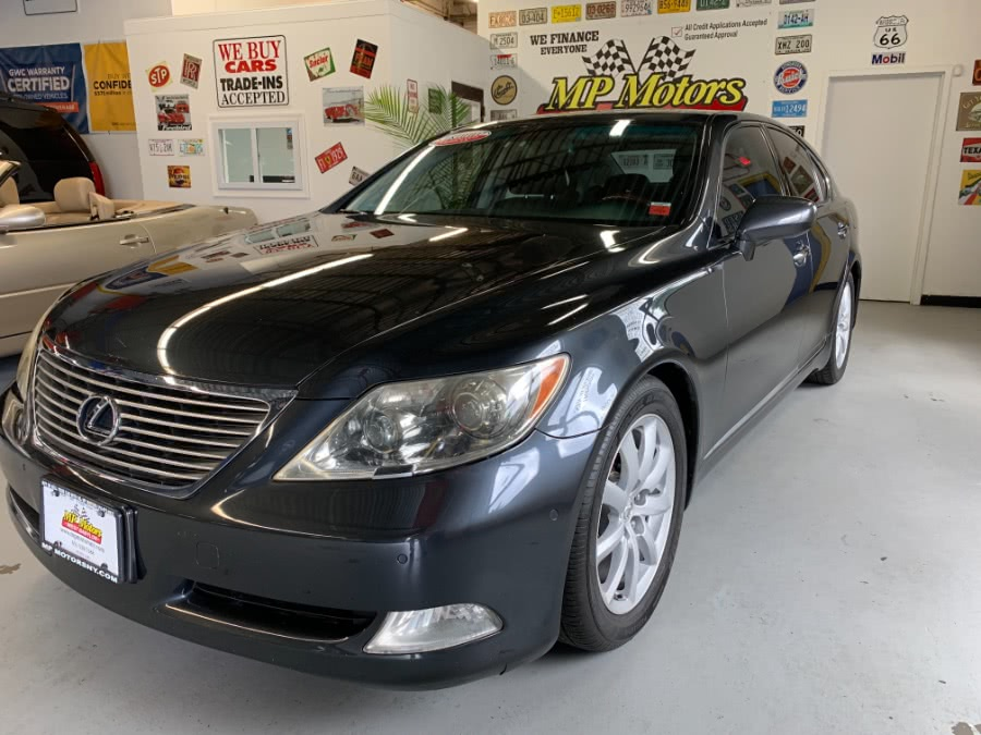 Used Lexus LS 460 4dr Sdn 2007 | MP Motors Inc. West Babylon , New York