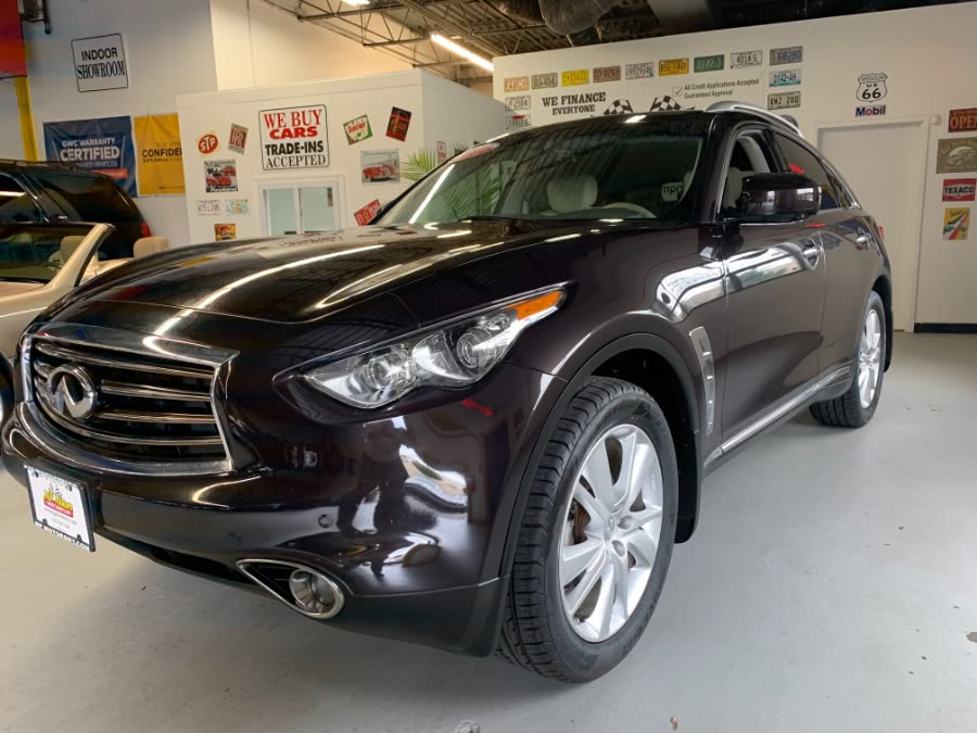 Used 2012 Infiniti FX35 in West Babylon , New York | MP Motors Inc. West Babylon , New York