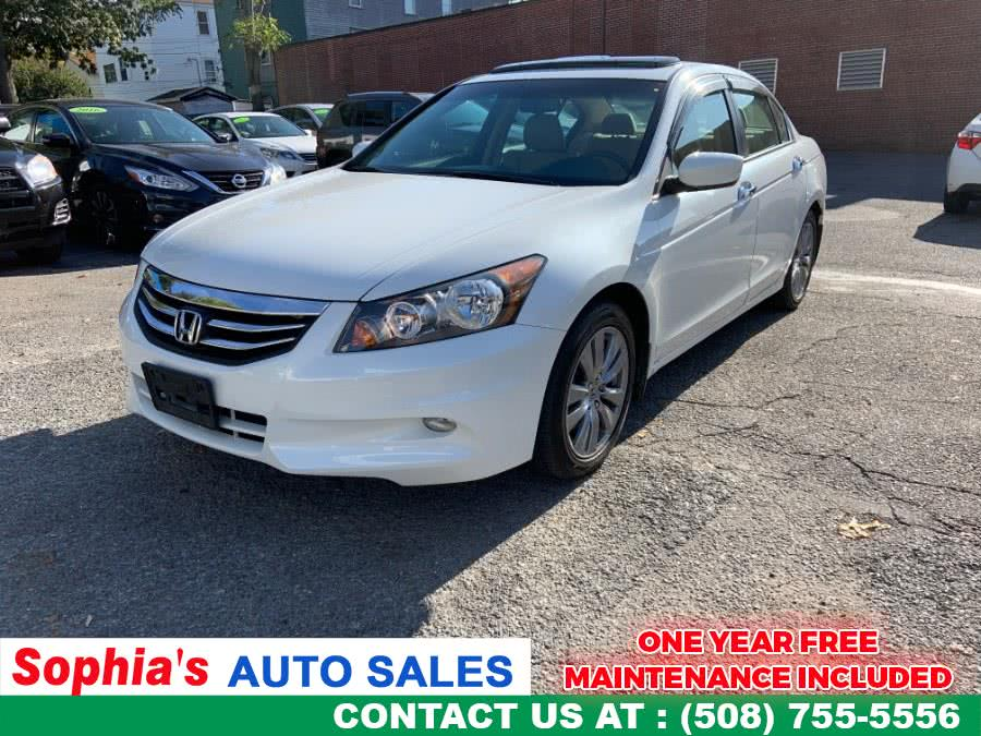 Used 2012 Honda Accord Sdn in Worcester, Massachusetts | Sophia's Auto Sales Inc. Worcester, Massachusetts
