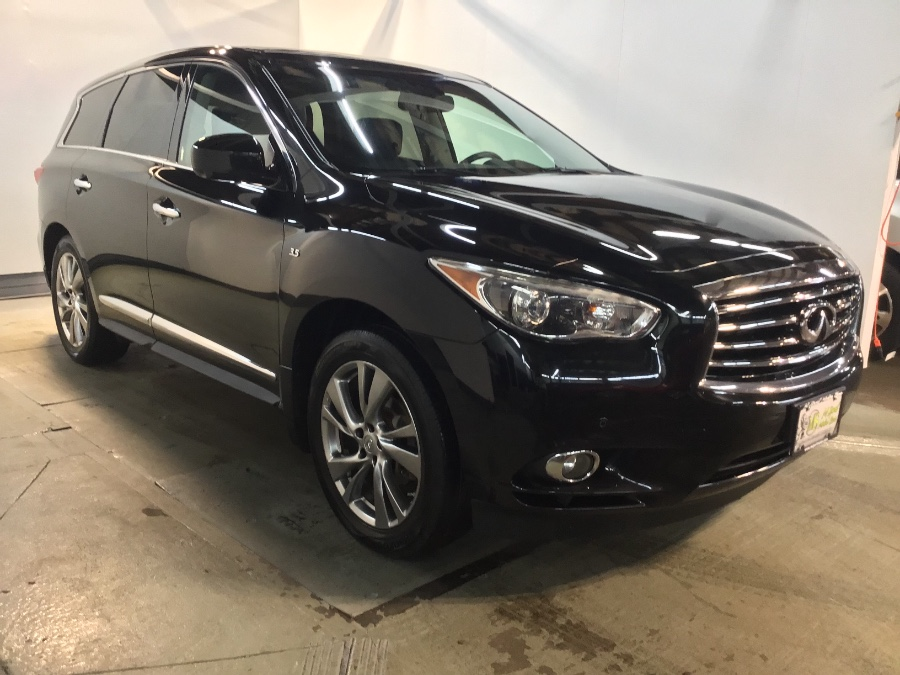 2014 Infiniti QX60 AWD 4dr, available for sale in Hillside, New Jersey | M Sport Motor Car. Hillside, New Jersey