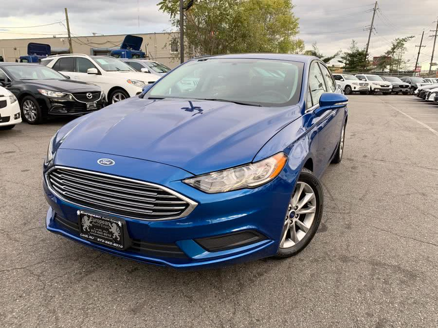 Used 2017 Ford Fusion in Lodi, New Jersey | European Auto Expo. Lodi, New Jersey