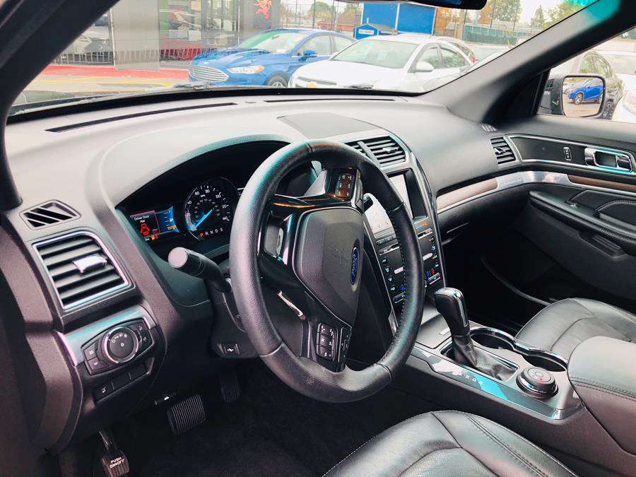 2017 Ford Explorer Limited 4WD, available for sale in Hillside, New Jersey | M Sport Motor Car. Hillside, New Jersey