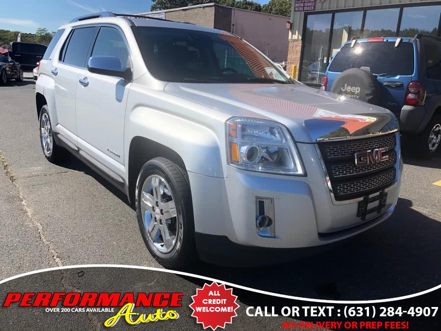 Used GMC Terrain AWD 4dr SLT w/SLT-2 2013 | Performance Auto Inc. Bohemia, New York