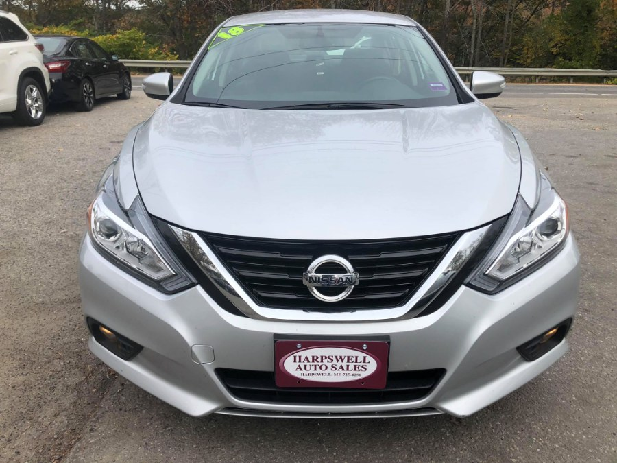 2018 Nissan Altima 2.5 SL Sedan, available for sale in Harpswell, Maine | Harpswell Auto Sales Inc. Harpswell, Maine
