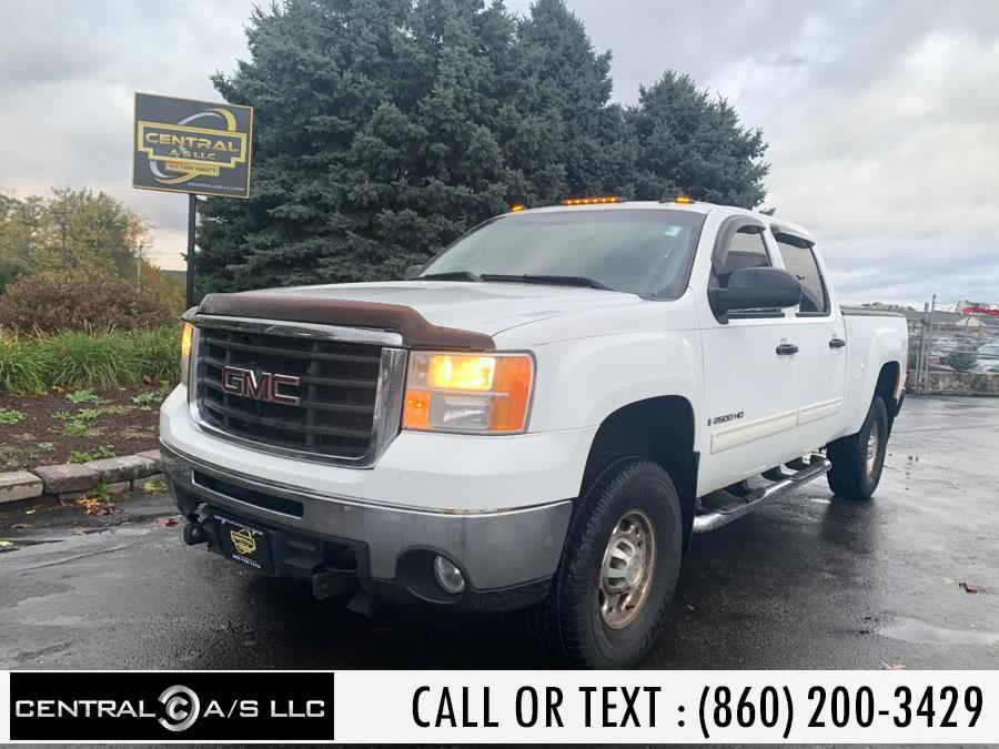 Used GMC Sierra 2500HD 4WD Crew Cab 153