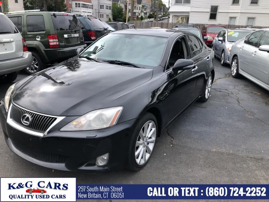 Used 2009 Lexus IS 250 in New Britain, Connecticut | K and G Cars . New Britain, Connecticut