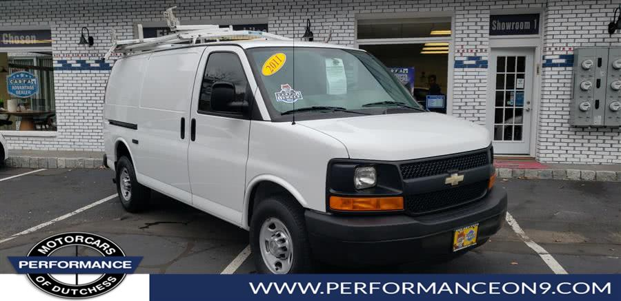 Used 2011 Chevrolet Express Cargo Van in Wappingers Falls, New York | Performance Motorcars Inc. Wappingers Falls, New York