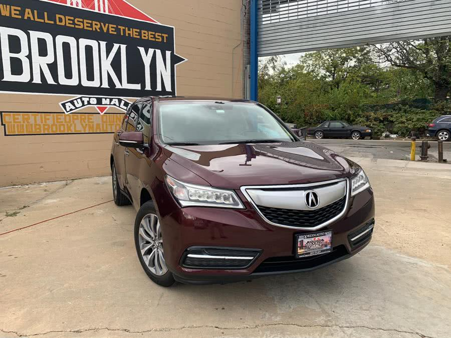 Used 2015 Acura MDX in Brooklyn, New York | Brooklyn Auto Mall LLC. Brooklyn, New York