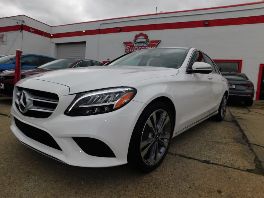 Used Mercedes-Benz C-Class C 300 Sedan 2019 | Supreme Motor Sport. Elizabeth, New Jersey