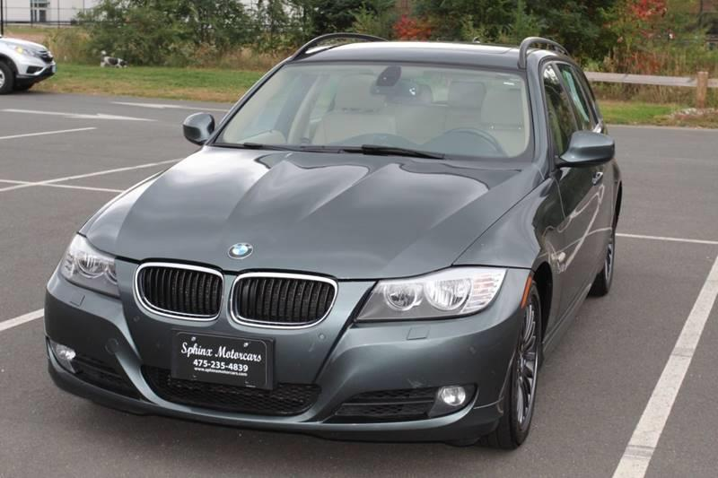 2010 BMW 3 Series 328i xDrive AWD 4dr Wagon, available for sale in Waterbury, Connecticut   Sphinx Motorcars. Waterbury, Connecticut