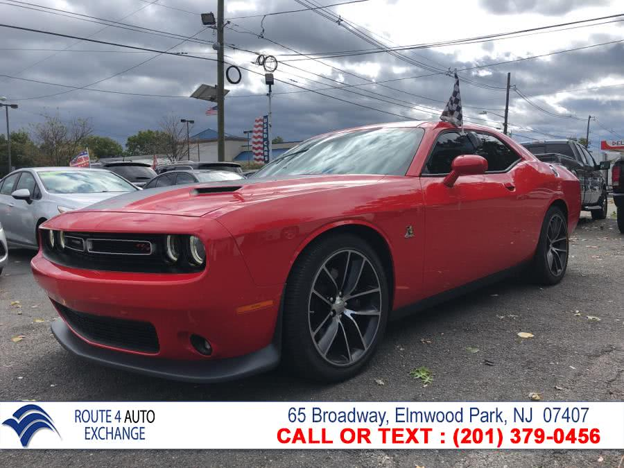 Used 2016 Dodge Challenger in Elmwood Park, New Jersey | Route 4 Auto Exchange. Elmwood Park, New Jersey