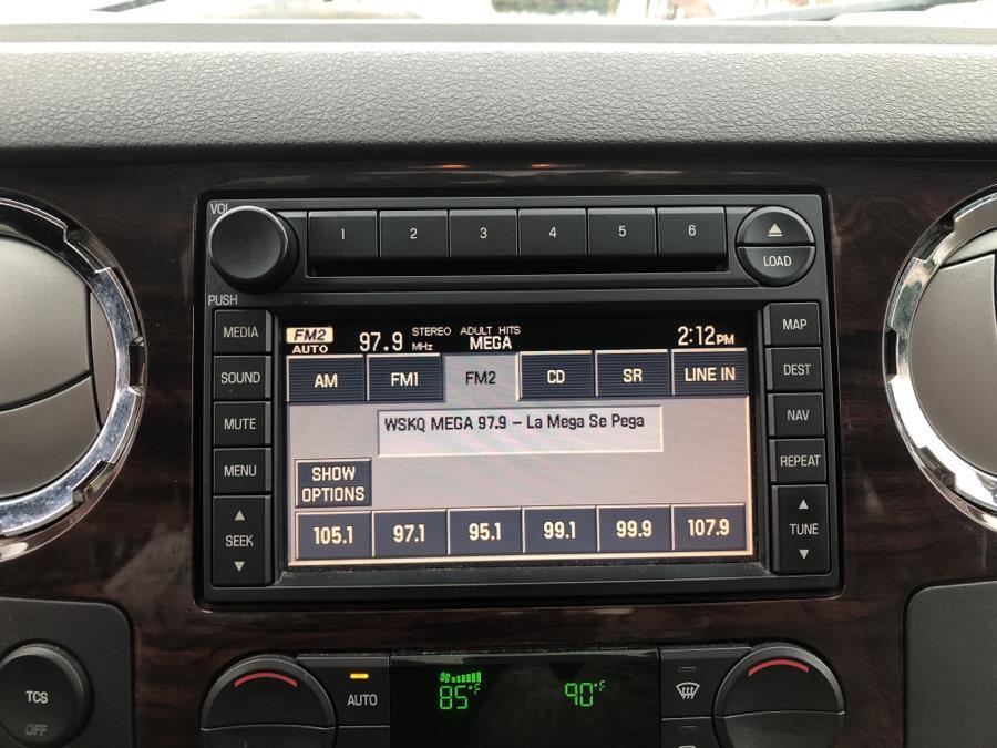 "Used Ford Super Duty F-350 SRW 4WD Crew Cab 172"" Lariat 2008 | Autovanta. Massapequa Park, New York"