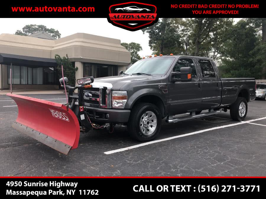 Used Ford Super Duty F-350 SRW 4WD Crew Cab 172